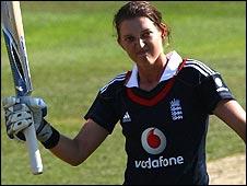 England centurion Sarah Taylor