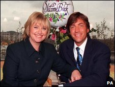 Richard and Judy in 1998