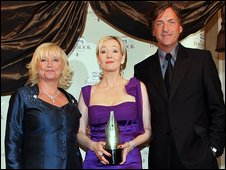 Richard and Judy with JK Rowling