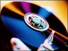 Data storage disk