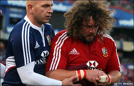 The second Test injury to Adam Jones proved decisive in the brutal, losing series in South Africa in 2009