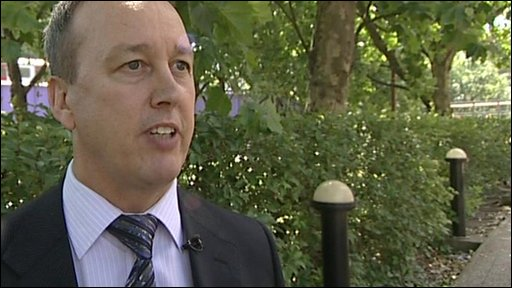 National Express chief operating officer Ray O'Toole