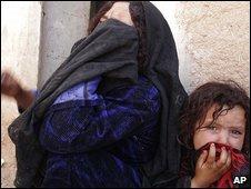 Afghan casualties