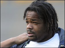 French player Mathieu Bastareaud