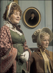 Mollie Sugden in Emma, 1972