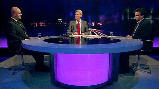 Press TV Newsnight debate