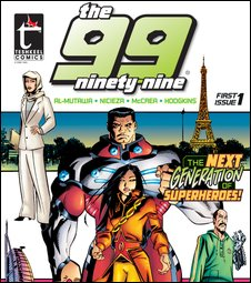First issue of THE 99
