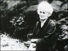 Myra Hindley, photographed by Ian Brady on the moors