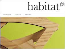 Screengrab from Habitat homepage, Habitat