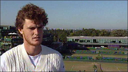 British tennis player Jamie Murray
