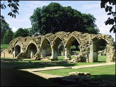 Hailes Abbey, Cheltenham