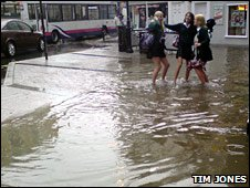 Truro flooding