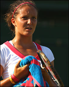 Laura Robson is the great hope for British women's tennis