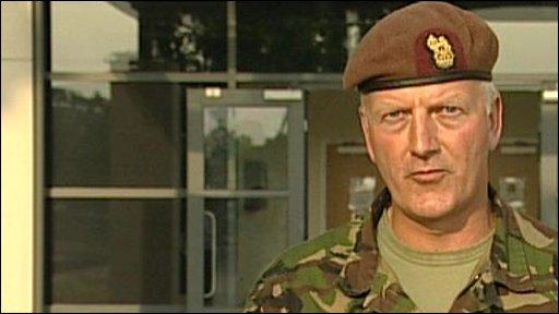 Brigadier Miles Wade