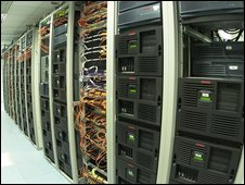 Computer servers, BBC