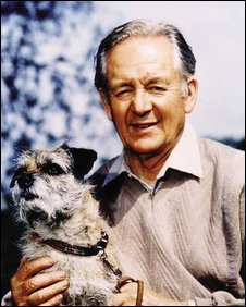 Alf Wight, courtesy of The World of James Herriot