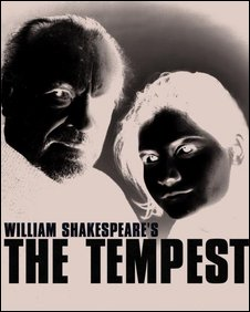 Poster for The Tempest, BBC
