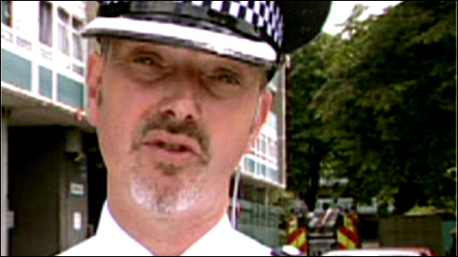 Ch Supt Wayne Chance