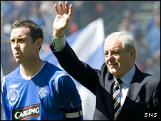 David Weir and Walter Smith