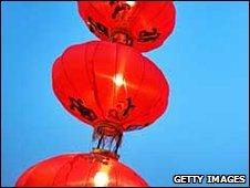 Chinese lantern (generic)