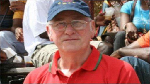 Steve Davis Cricketer. Club chairman Steve Davies