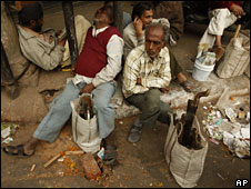 Unorganised workers