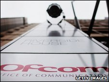 Ofcom headquarters