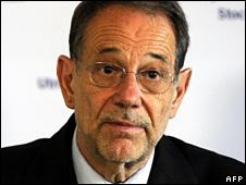 Javier Solana (23 June 2009)