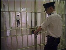 Prison wardens