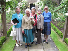 Reunion of Garden Room Girls