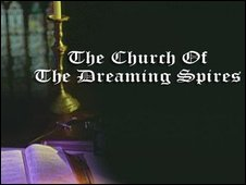 The Church of the Dreamin Spires