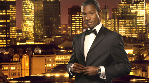 Michael Obiora as Ben in Hotel Babylon
