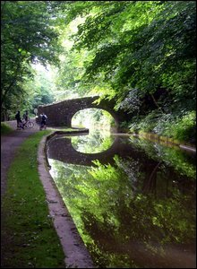 The Brecon to Newport canal (Rhun Roberts)