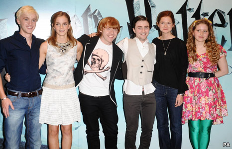 Cast of Harry Potter and the Half-Blood Prince