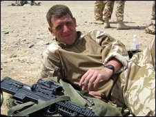 L/Cpl Dane Elson (MoD handout pic)