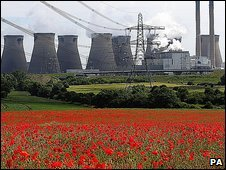 Power station (Image: PA)