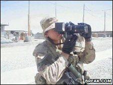 Afghan snap