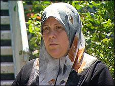 Tihani Abed Rabbu, Gaza