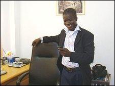 Benjamin Tsibu