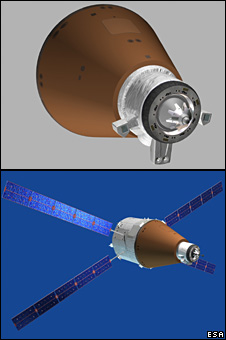 Conical design (Esa)