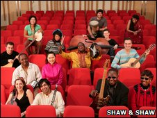 The Beating Wing Orchestra (Shaw & Shaw)