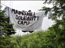 Mainshill camp