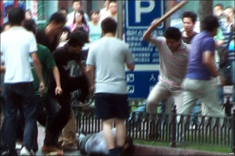 Attack in Urumqi, 8 July