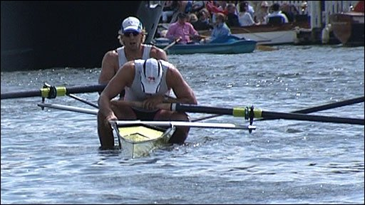 Hodge and Reed lost in the semi-finals at Henley