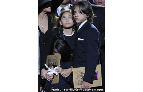 Prince Michael II (Blanket), Paris and Prince Michael I