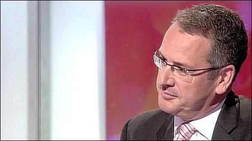 Shadow Treasury Minister Mark Hoban