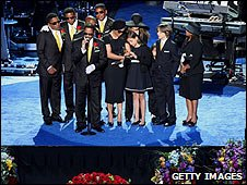 Michael Jackson's family