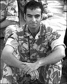 Capt Ben Babington-Browne
