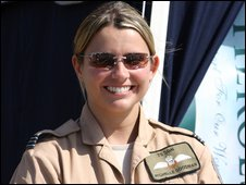 Flt Lt Michelle Goodman