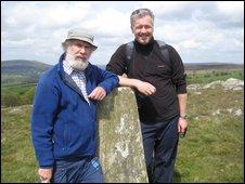 Chris Barber and Derek Brockway